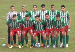 JUVENILES BN: CAMIONEROS 1 vs INSTITUTO 2 | 6ta División
