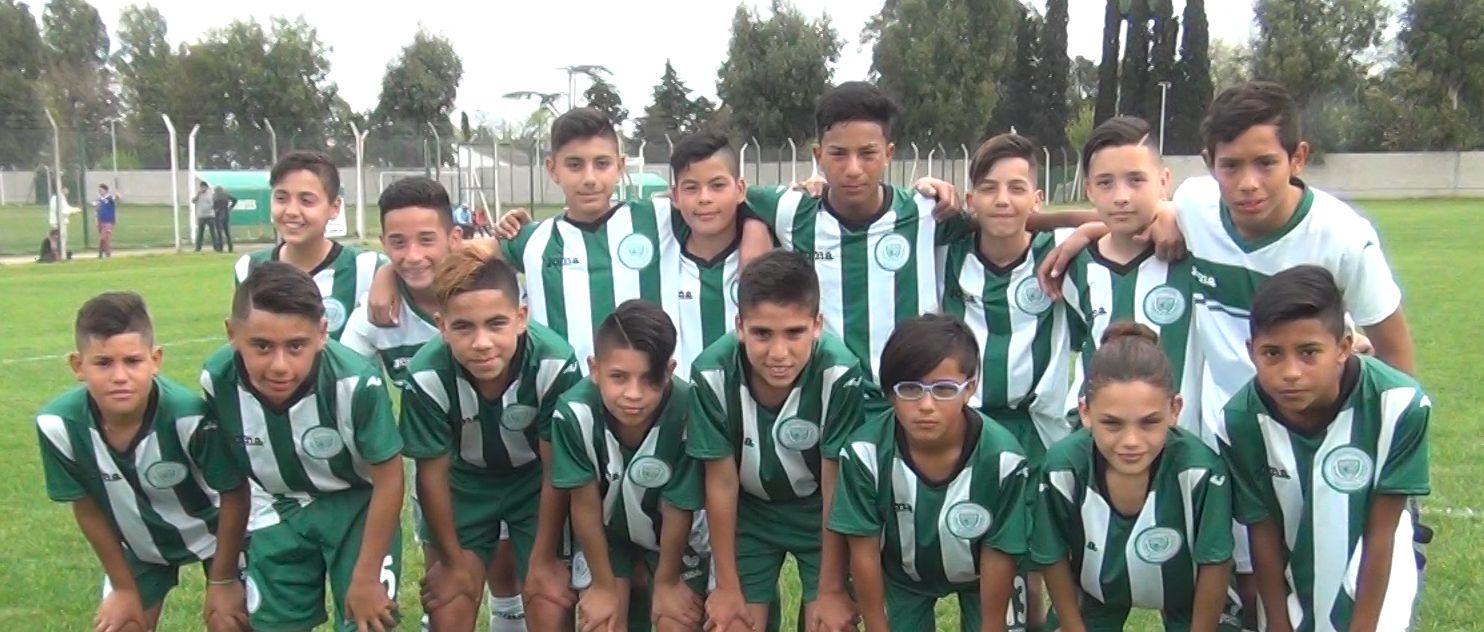 INFANTILES AFA: 2006 - DEFENSORES DE BELGRANO