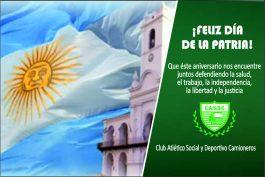 25 DE MAYO DE 1810: ¡SALUD! AL GRAN PUEBLO ARGENTINO